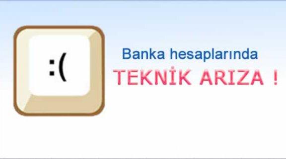 Açık Öğretim Okulları kayıt işlemlerinde Banka Hesaplarında Teknik Arıza!