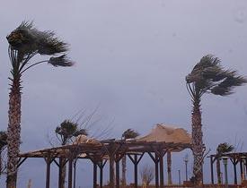 Antalyalılar Dikkat! Bodrum-Kaş arasına fırtına uyarısı!