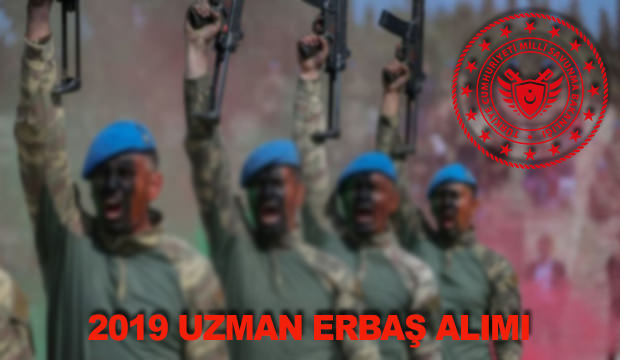 2019 Kara Kuvvetleri Komutanlığı uzman erbaş alımı şartları! Başvuru ekranı ve şartları..