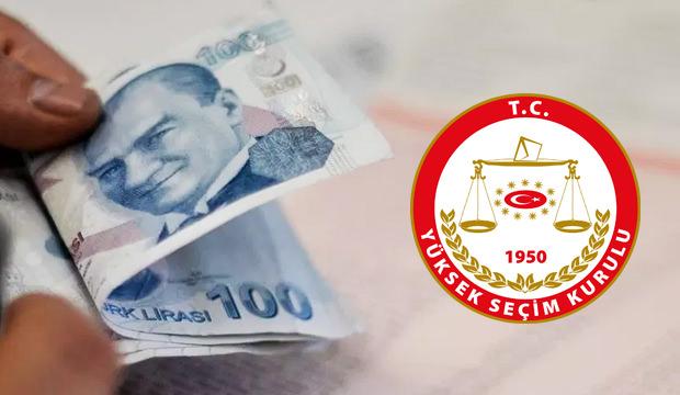 2019 Seçim görevlisi para ücretleri ne kadar kaç TL? YSK liste liste açıklandı...