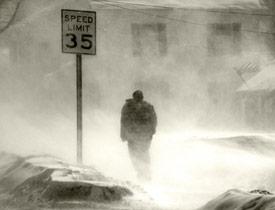 ABD'de kar fırtınası ve buzlanma nedeniyle eyalette acil durum ilan edildi