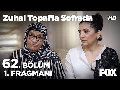 Zuhal Topal'la Sofrada yemekteyiz yarışması 62. Bölüm 1. Fragmanı izle - 20 Kasım