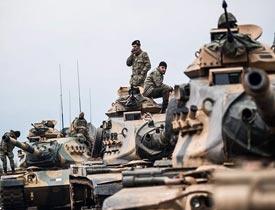 TSK, Zeytin Dalı Harekatı'nda şu ana kadar en az 260 teröristi öldürdü.