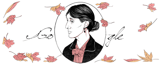 Virginia Woolf'un 136. Yaş Günü Google'da Doodle oldu! Virginia Woolf Kimdir?