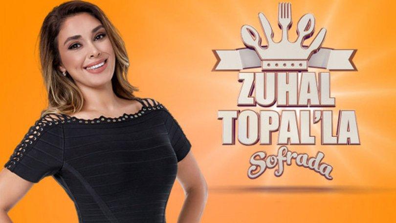 Zuhal Topal'la Sofrada 50. Bölüm'de Lütfiye ve Hatice hanım 1. oldu