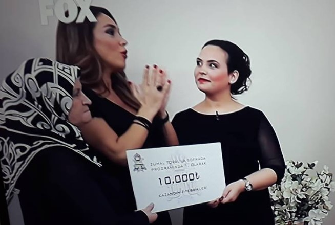 Zuhal Topal'la Sofrada Burçak ve Elmas Hanım 5. Gün Final Yarışmacısı 65. Bölüm 23 Kasım Cuma - 1. resim