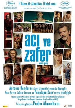 Acı ve Zafer Filmi (Pain & Glory)