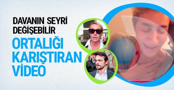 Ahmet Kural ve Sıla kavgasında şoke eden video görüntü