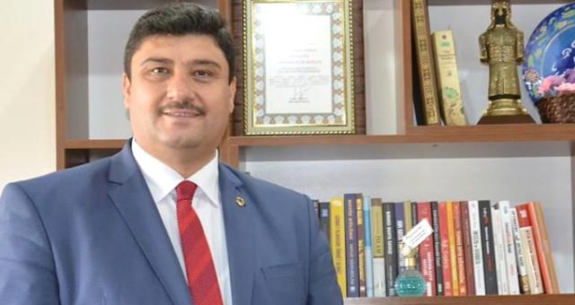 Ak Parti Ankara Kahramankazan Belediye Başkan Adayı Serhat Oğuz Kimdir