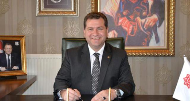 AK Parti Balıkesir Büyükşehir Belediye Başkan Adayı Yücel Yılmaz Kimdir Yücel Yılmaz Kaç Yaşındadır
