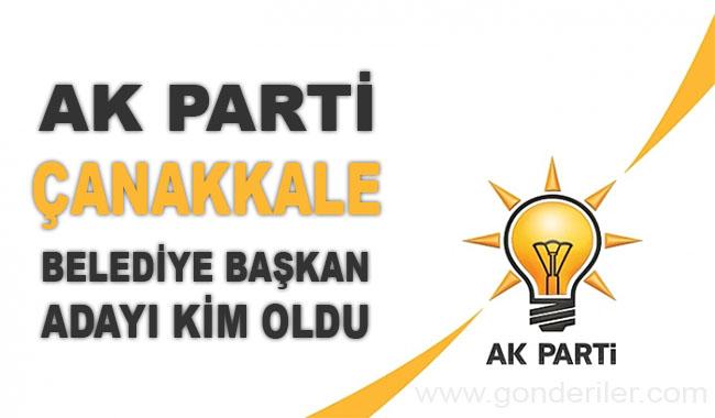 AK Parti Eceabat belediye başkan adayı kim oldu?