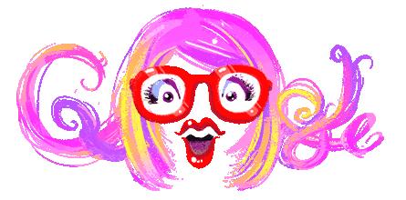 Aysel Gürel'in 89. Yaş Günü kutlaması Google'da Doodle oldu