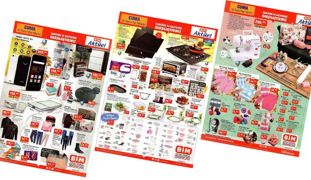 BİM 22 Kasım Cuma aktüel ürün kataloğu! Züccaciye ve hediyelik ürünlerde...