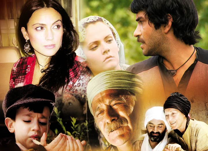 Birbirinden güzel yerli yapım diziler TVT ekranlarında.