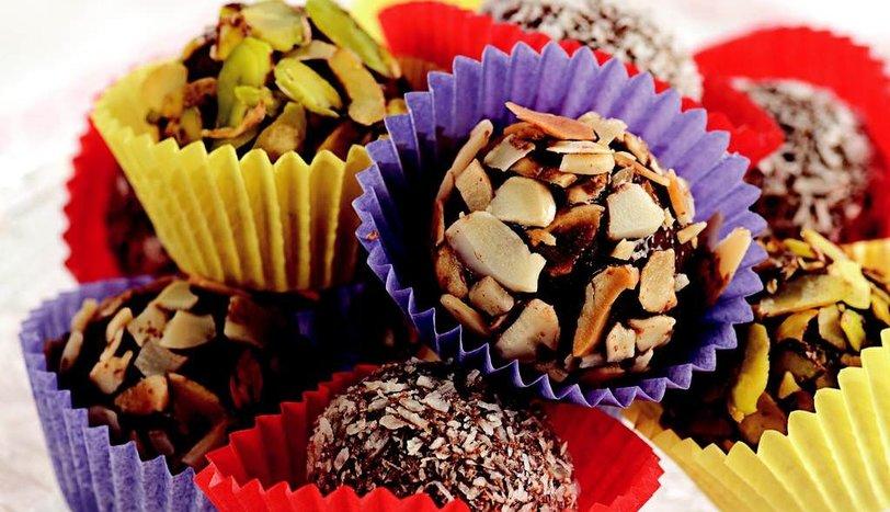 Bisküvi Topları Tarifi Nasıl Yapılır?