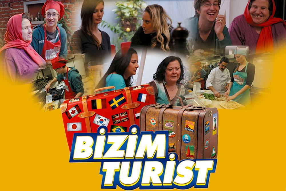 Bizim Turist yarışması TVT kanalında