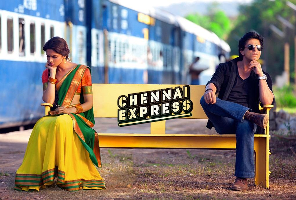 Chennai Express Hint Filmi 28 Ocak Pazar akşamı Kanal 7'de.