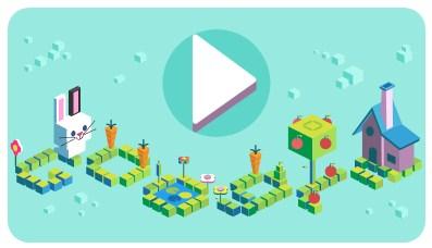 Google'da Çocuklar 50 yıldır kodluyor GoogleDoodle oldu!