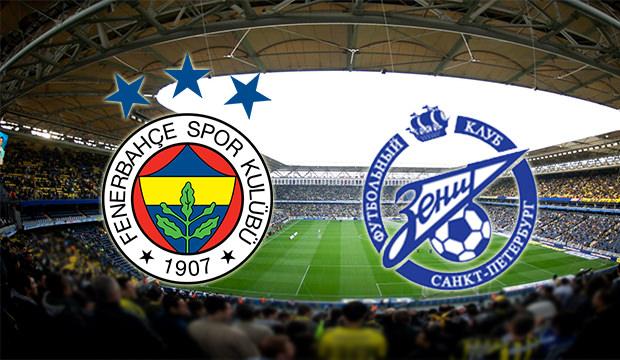 Fenerbahçe Zenit maçı ne zaman oynayacak, saat kaçta ve hangi kanalda?