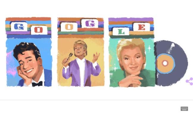 Google, Zeki Müren'in 87. Yaş Günü için özel logo hazırladı!