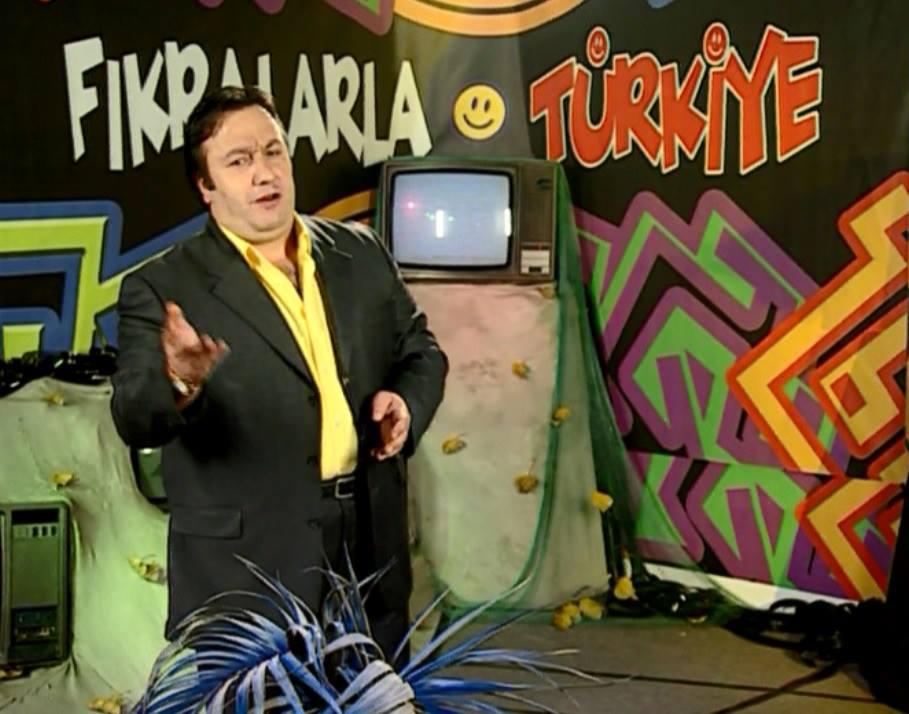 İsmail Turut, Fıkralarla Türkiye TVT'de.