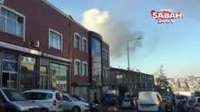 İstanbul, Bayrampaşa'da 1 sanayi sitesinde yangın çıktı