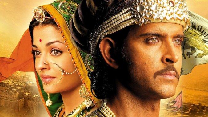 Jodhaa Akbar hint filmi Kanal 7'de.