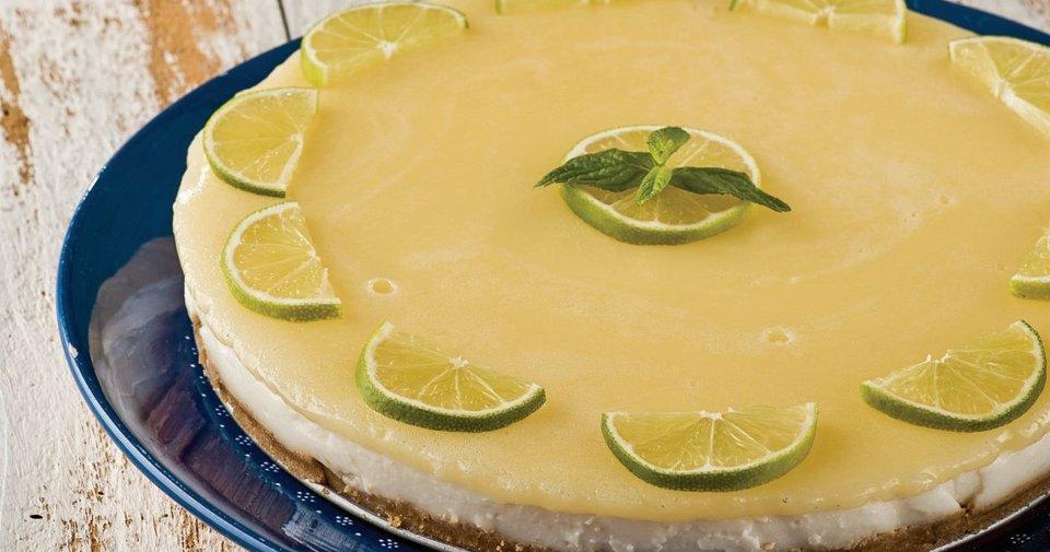 Lımonlu Pasta Tarifi Nasıl Yapılır?