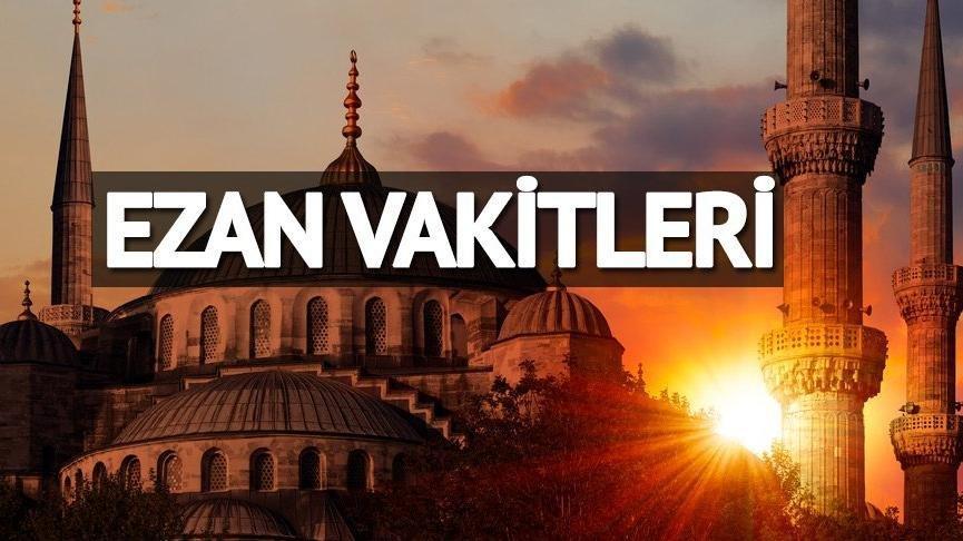 Diyarbakir Namaz Vakitleri Ezan Saati Namaz Vakti Saatleri