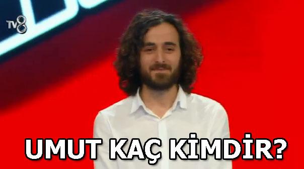 O Ses Türkiye finalisti Umut Kaç kimdir?
