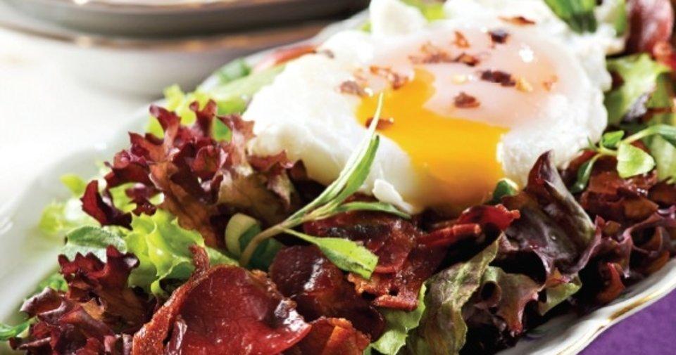Pastırmalı Lyon Salata Tarifi Nasıl Yapılır?