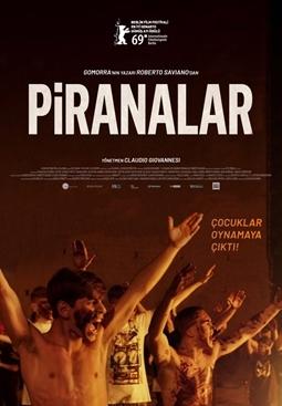 Piranalar Filmi (Piranhas)