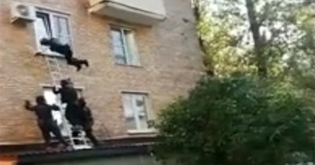 Rus Özel Kuvvetleri baskın sırasında böyle rezil oldu