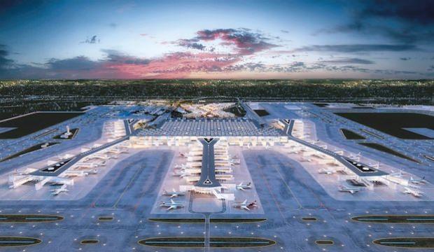 Dünyanın gözü bugün İstanbul Yeni Havalimanında