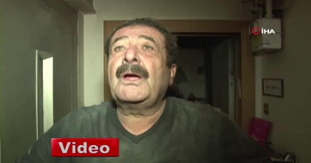Ünlü oyuncu Tarık Papuççuoğlu'nun evinde yangın çıktı!