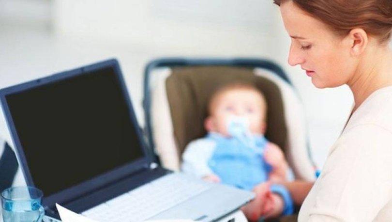 Yarı zamanlı çalışma! Çocuk sahibi olan çalışanlar için yeni düzenleme