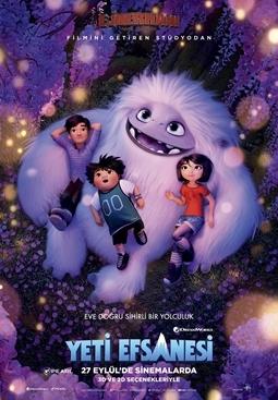 Yeti Efsanesi Filmi (Abominable)