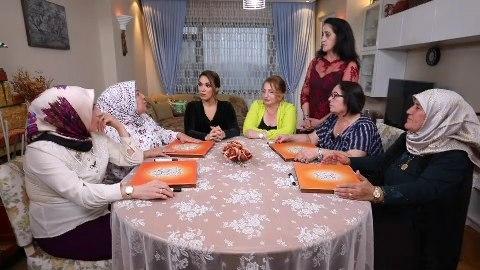 Zuhal Topal'la Sofrada Yemekteyiz Yarışması Şaduman - Leman hanım kaç puan aldı 4 Aralık