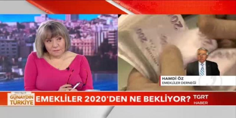 2020 yeni yılda emekliler ne istiyor? Emekliler 2020'den ne bekliyor?