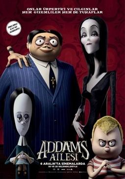 Addams Ailesi Filmi (The Addams Family)