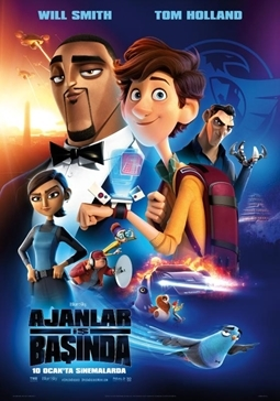Ajanlar İş Başında Filmi (Spies in Disguise)