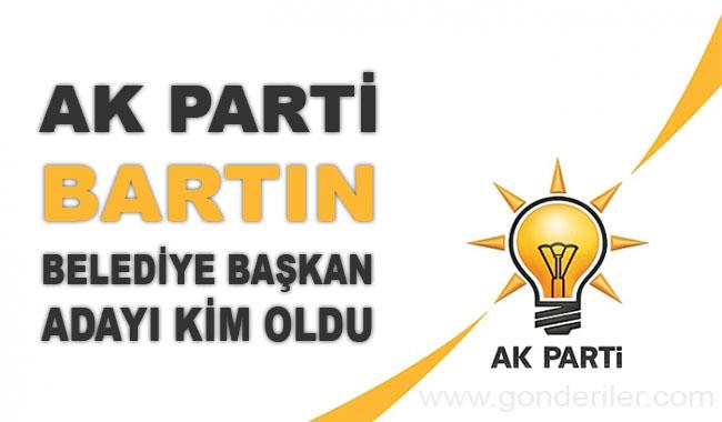 AK Parti Bartin belediye başkan adayı kim oldu?