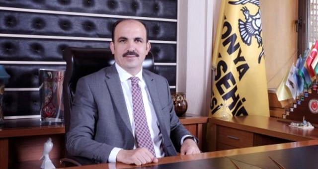 AK Parti Konya Büyükşehir Belediye Başkan Adayı Uğur İbrahim Altay Kimdir Uğur İbrahim Altay Kaç Yaşındadır