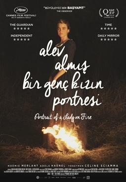 Alev Almış Bir Genç Kızın Portresi Filmi (Portrait of a Lady on Fire)