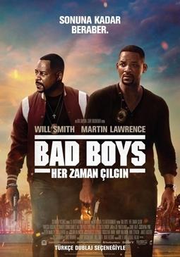 Bad Boys: Her Zaman Çılgın Filmi (Bad Boys for Life)