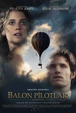 Balon Pilotları Filmi (The Aeronauts)
