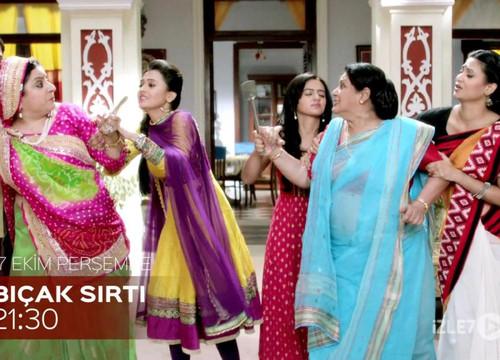 Bıçak Sırtı dizisi (Swaragini) 1. bölüm ile 17 Ekim Perşembe Kanal 7'de!