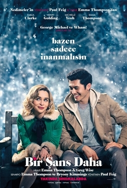 Bir Şans Daha Filmi (Last Christmas)