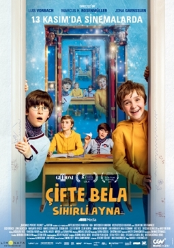 Çifte Bela: Sihirli Ayna Filmi (Double Trouble and the Magical Mirror)