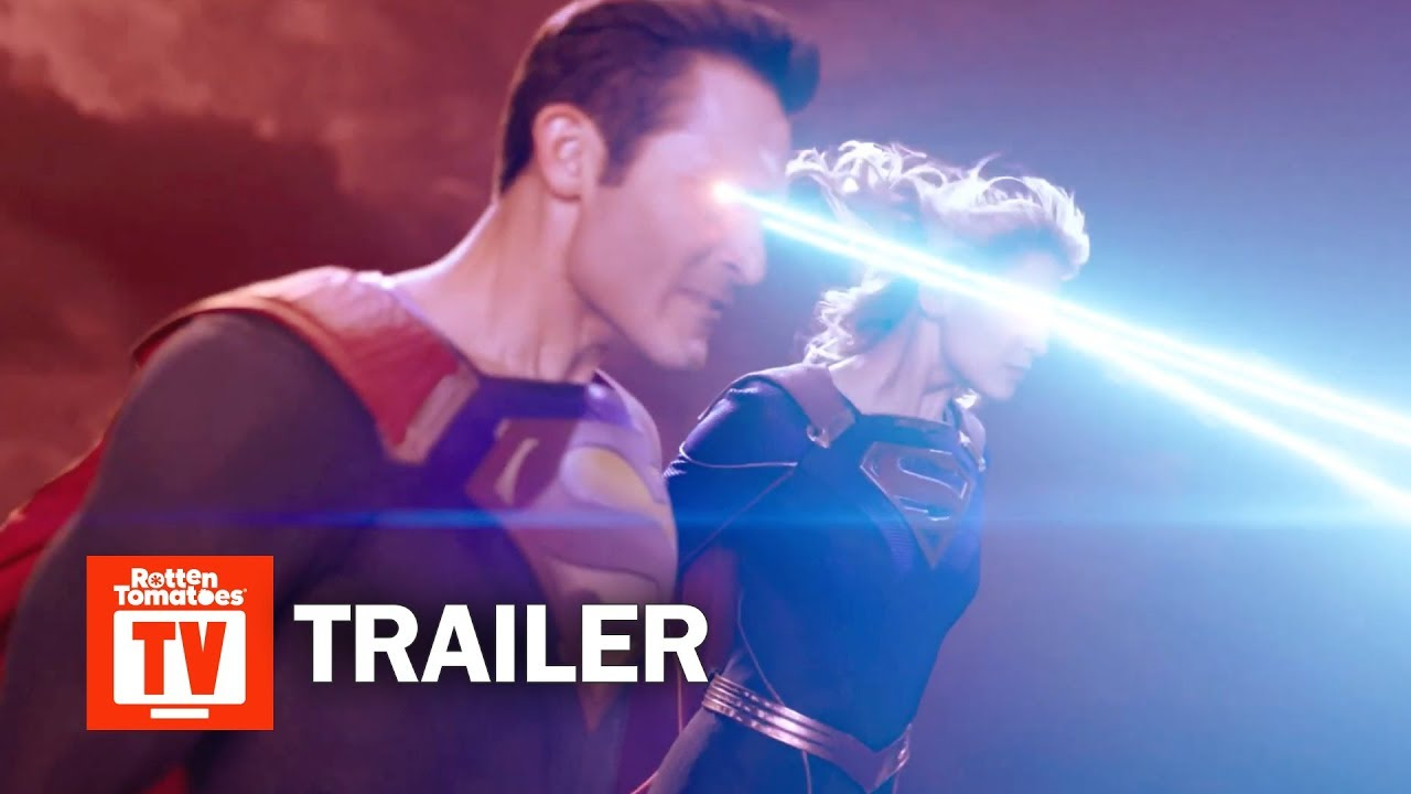 Crisis On Infinite Earths Film Fragmanı izle
